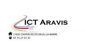 logo ict aravis